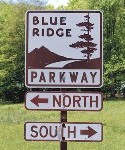 Parkway Sign 1