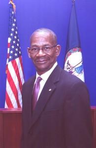 Del. Onzlee Ware