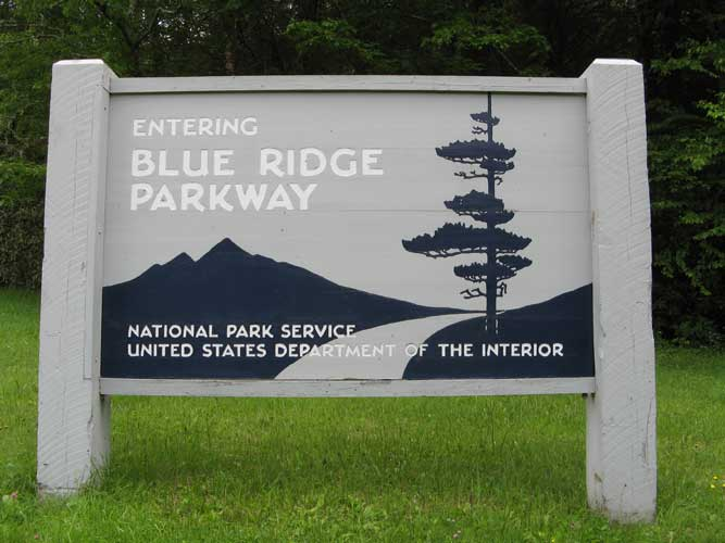 Blue Ridge Parkway Sees Increase In Visitors News Talk