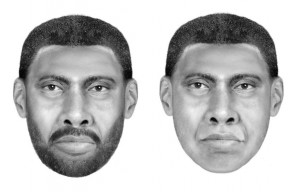 FBI Harrington Suspect Computer Sketch 2012