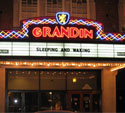 Can't go to the Grandin to see a flick? Let the Grandin come to you
