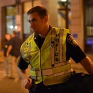 Officer Dic Donohue