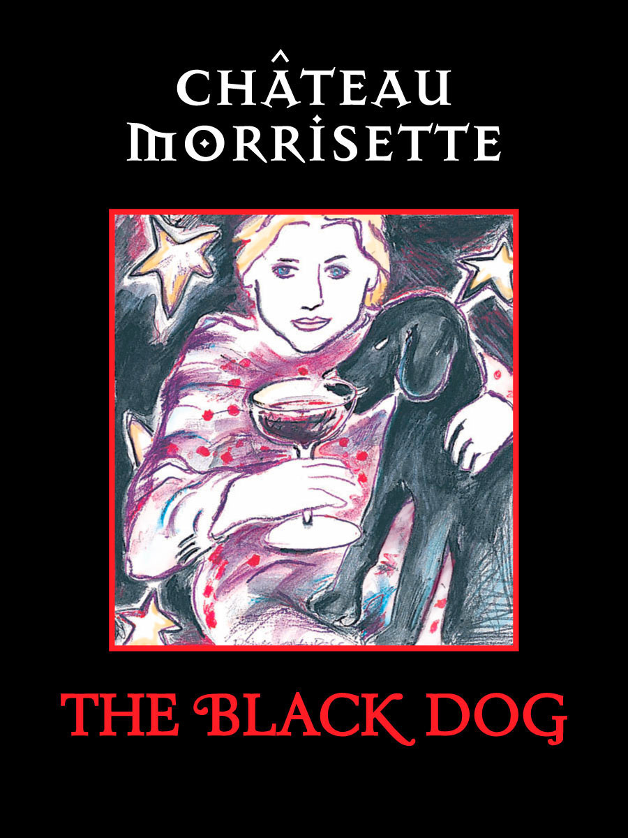 Chateau Morrisette Black Dog