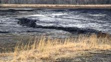 Dan River Coal Ash Spill (Photo Credit: ABC News)