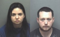 Jessica Ewing, Keifer Brown (Blacksburg Police photos)