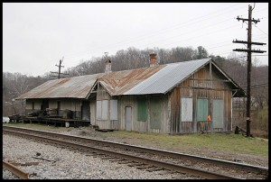 Boones Mill Depot