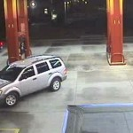 Copper Theft Suspect Vehicle-1