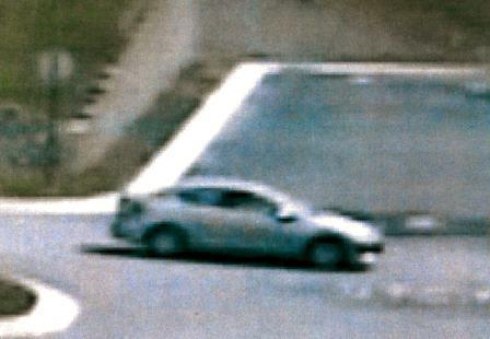 Suspect Vehicle (Courtesy of Pulaski County Sheriff's Office)