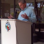 Al Bedrosian (5/12 news conference)