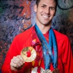 Chad Hedrick2 - Commonwealth Games