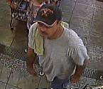Zena Market Robbery Suspect