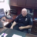 Vinton Police Chief Ben Cook