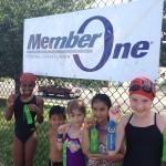 Barracudas swim team