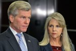 Bob and Maureen McDonnell (Associated Press photo)