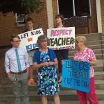 Let Teachers Teach