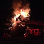 Marshall Ave. Fire (Roanoke Fire-EMS)