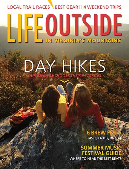 Life Outside magazine