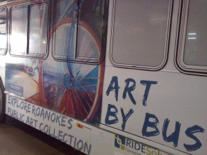 Art by Bus