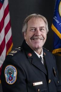 Joey Stump Division Chief