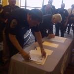 TRIAD signing