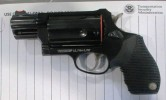 TSA photo of Dublin man's gun