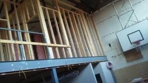 Locker Room Loft apt.