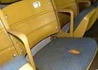 Berglund Center Seat