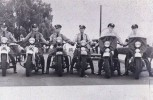 Roanoke County Sheriff's deputies in 1938 - Salem Museum photo