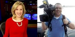 Alison Parker, Adam Ward (WDBJ7 photos)