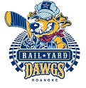 Rail Yard Dawgs Logo