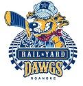 Rail Yard Dawgs Logo
