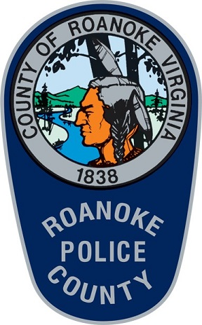Roanoke County Police Patch