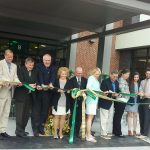 Glenvar ribbon cutting