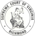 Virginia Supreme Court Seal