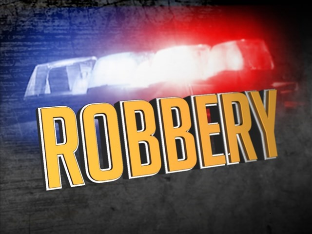 Armed robbery in Botetourt County