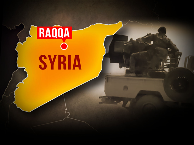 ISIS defeat in Raqqa could signal new conflict