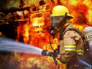 Fire displaces Roanoke County family of four
