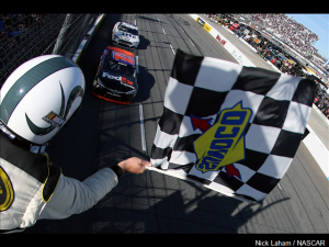 Want to drive several laps around Martinsville Speedway? Here's how