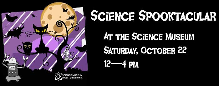 Science Spooktacular returns to Roanoke tomorrow