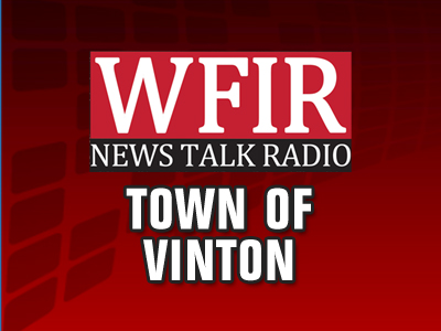 Town of Vinton holds input session on old Holdren's store