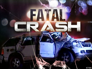 One person killed in Franklin County vehicle crash