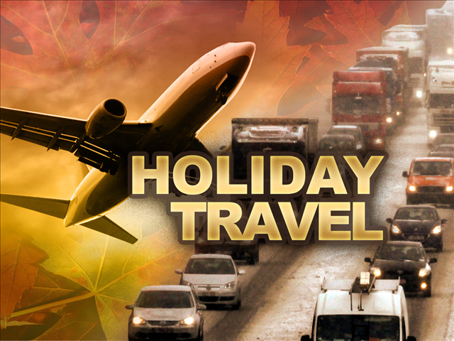 AAA: Thanksgiving holiday travel will be busiest in ten years