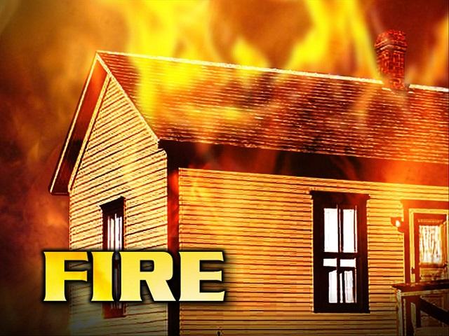 Five Roanoke houses damaged in Sunday fire