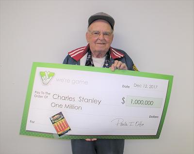 Roanoke man is Va. Lottery $1 million winner