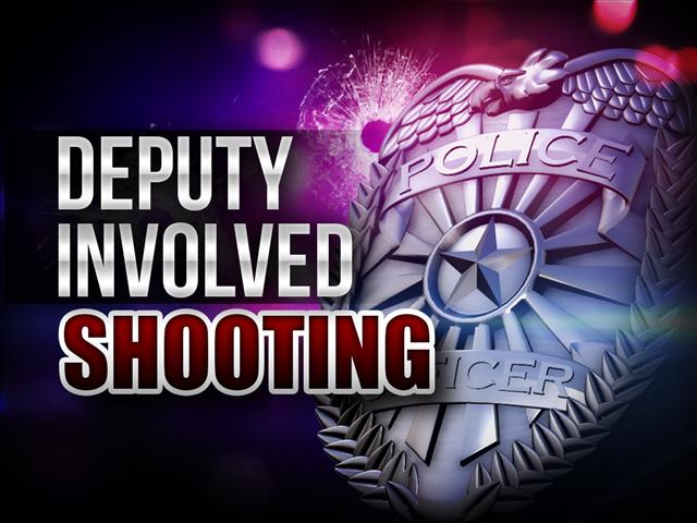 Rockbridge Co. Sheriff's deputy kills bank robbery suspect