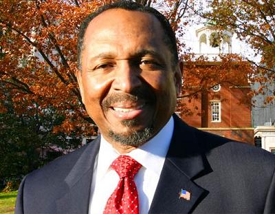 E.W. Jackson joins Senate race to challenge Kaine