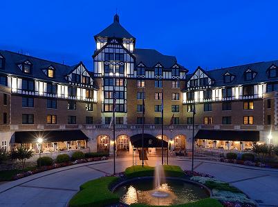 Hotel Roanoke prepares for major facelift to public areas