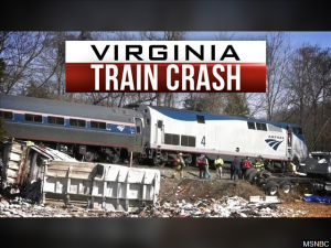 Impaired truck driver likely cause of GOP train crash
