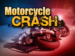 Motorcylist is run over, dies after losing control on roadway
