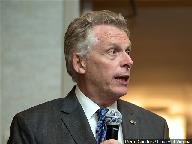 McAuliffe concerned about election security ahead of 2020